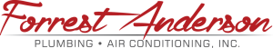 Forrest Anderson Plumbing & AC Inc